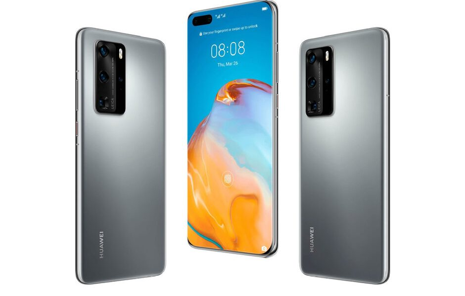 Huawei P40 Pro unpacking and initial introductions