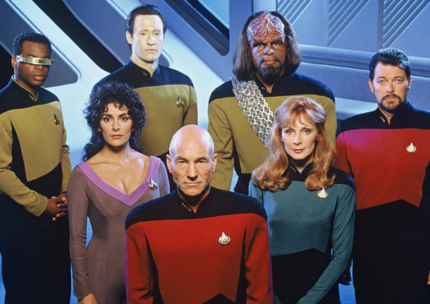Star Trek: Voyager gets a 4K remaster graciousness of an AI-based programming