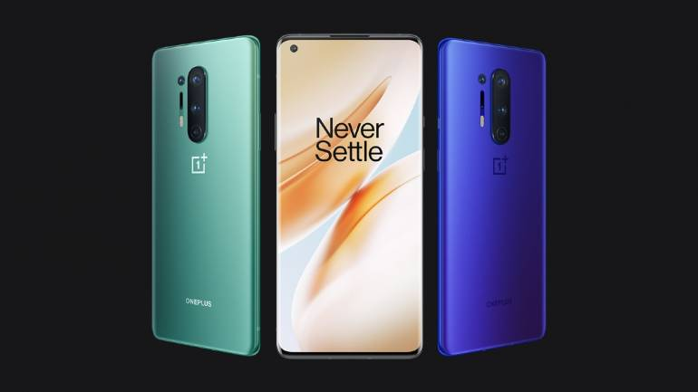 OnePlus 8 series formally declared with 5G, and up to a QHD+ 120Hz showcase