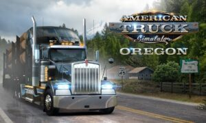 American Truck Simulator PC Version Full Free Game Download