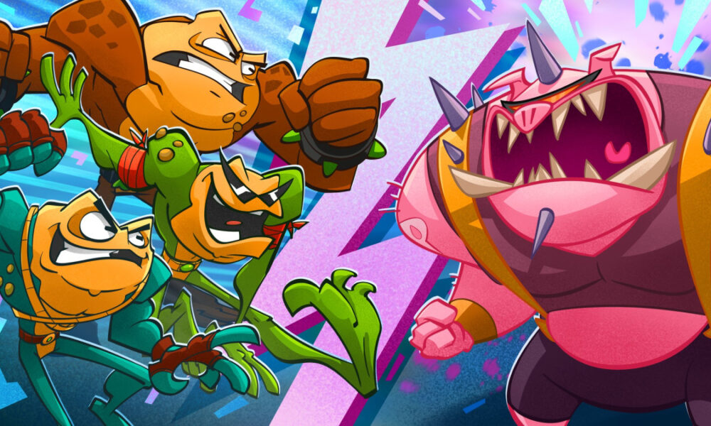 Battletoads Download PC Game Full Version Free Play