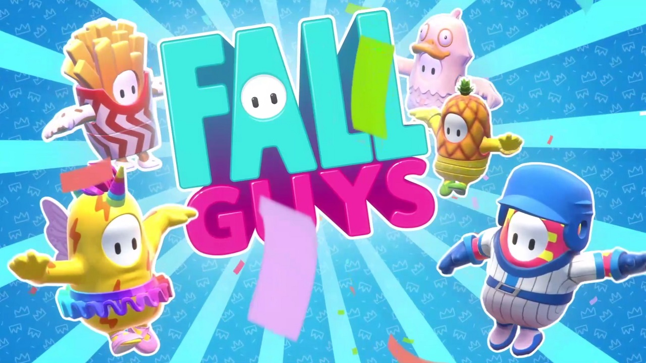 Fall Guys Ultimate Knockout Apk Android Mobile Game Full Version Free Download