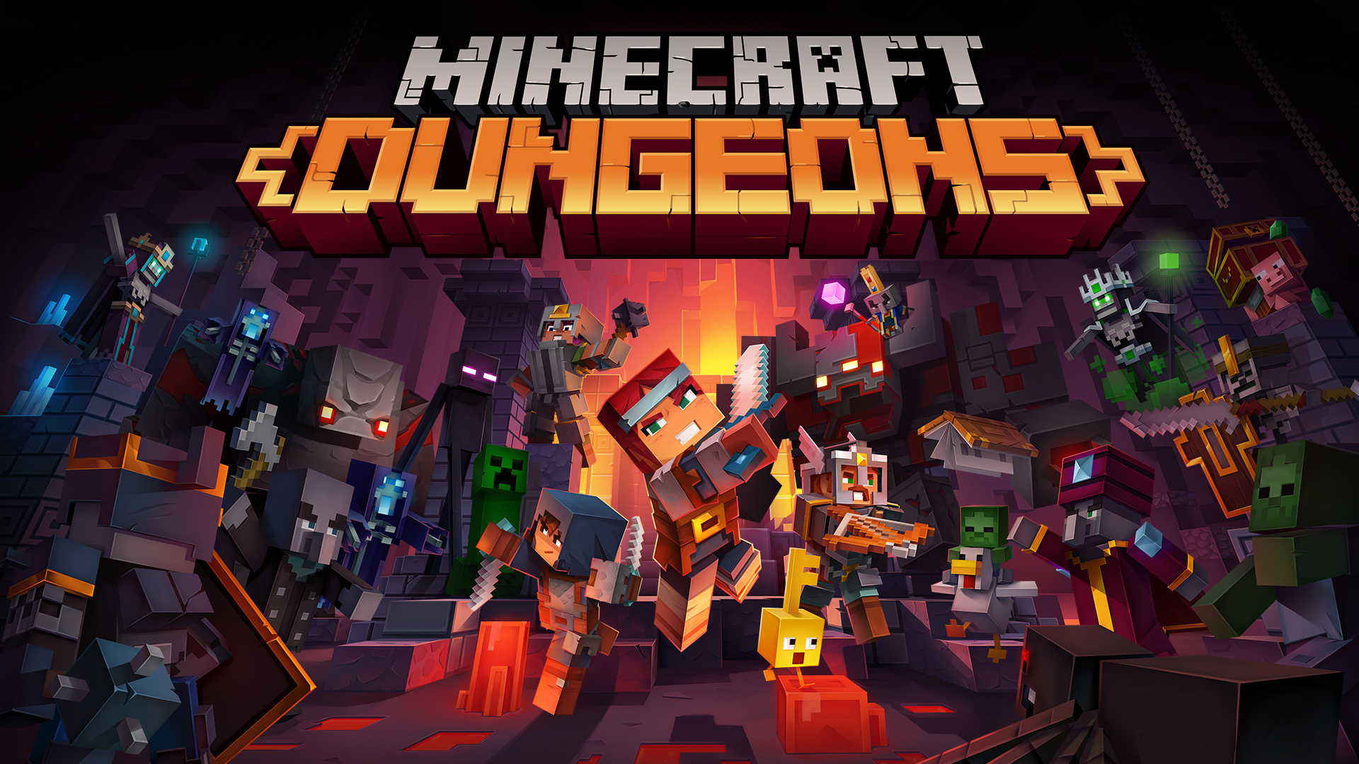 Minecraft Dungeons PC Version Full Free Game Download