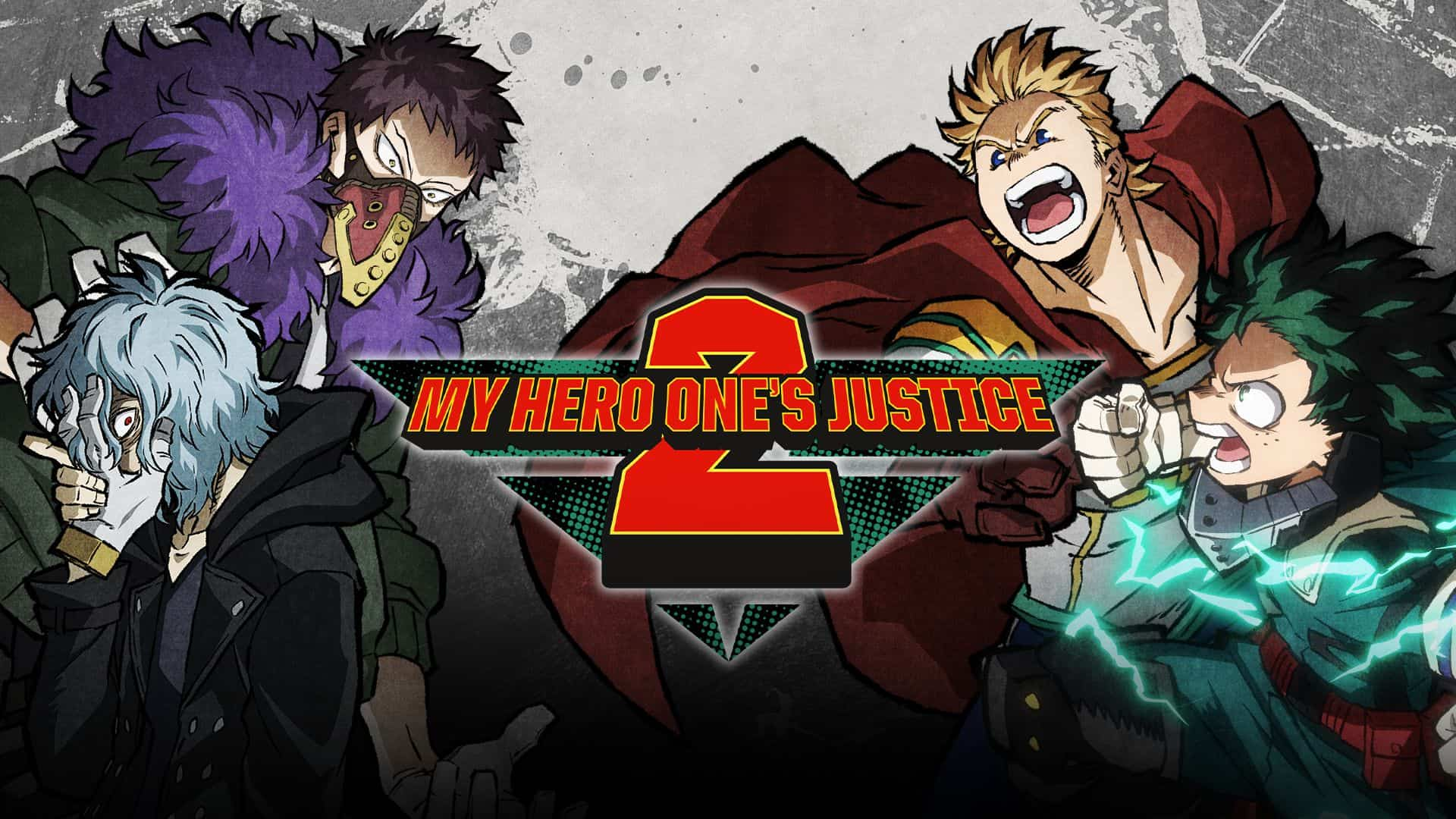 My Hero Ones Justice 2 Apk Android Mobile Version Full Free Game Download