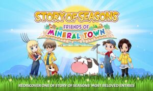 Story of Seasons Friends of Mineral Town PC Version Full Free Game Download