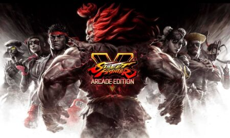 Street Fighter 5 Arcade Edition Download PC Game Full Version Free Play