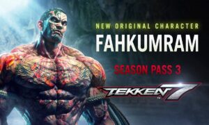 TEKKEN 7 Season Pass 3 PC Version Full Free Game Download