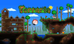 Terraria Journeys End Update PC Full Version Free Game Download