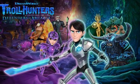 DreamWorks Trollhunters Defenders of Arcadia PC Full Version Game Setup Free Download