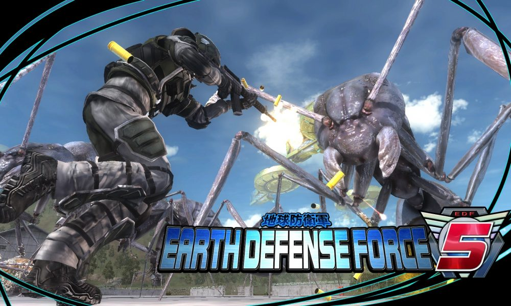Earth Defense Force 5 PS4 Full Version Free Game Download