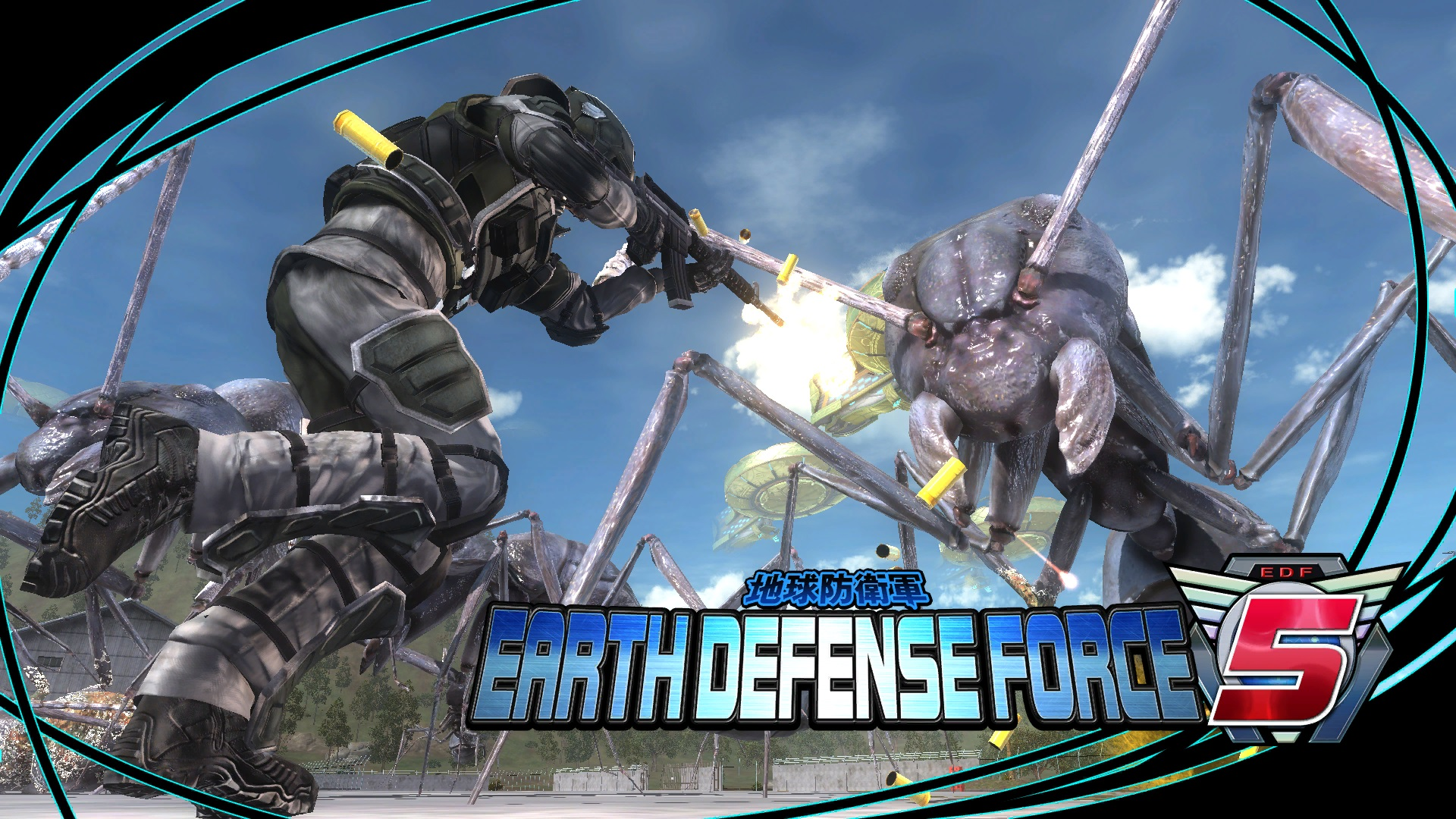 Earth Defense Force 5 PC Full Version Free Game Download