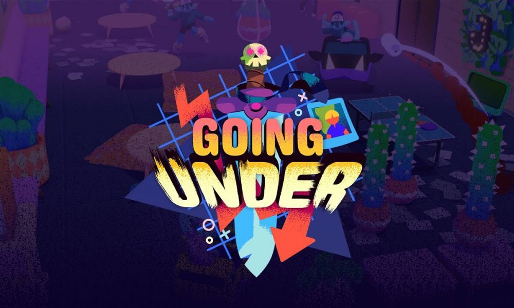 Going Under PC Full Version Game Setup Free Download