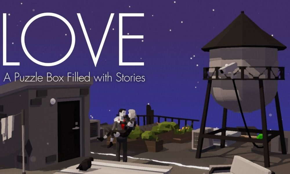 LOVE A Puzzle Box Filled with Stories PC Full Version Free Game Download