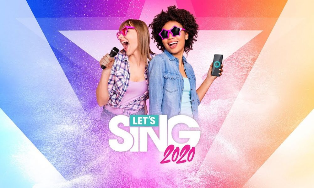 Let's Sing 2020 Free Download Game Full Edition Direct Link