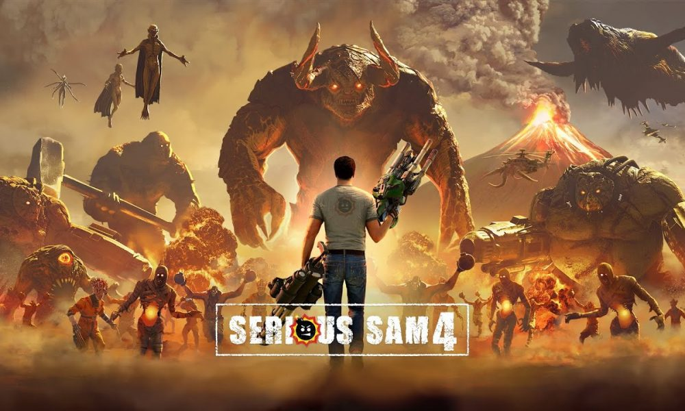 Serious Sam 4 PC Full Version Game Setup Free Download