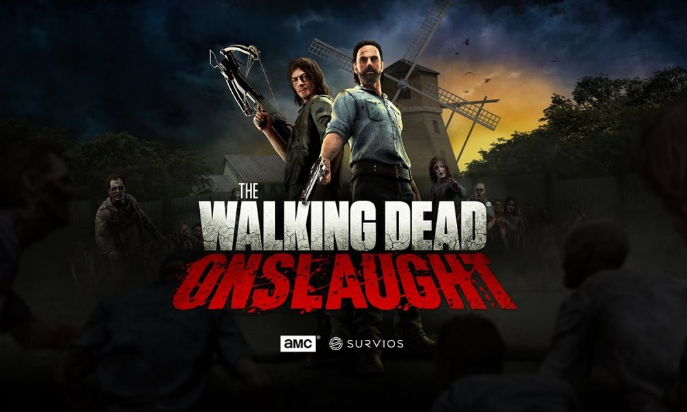 The Walking Dead Onslaught PC VR Full Version Game Setup Free Download