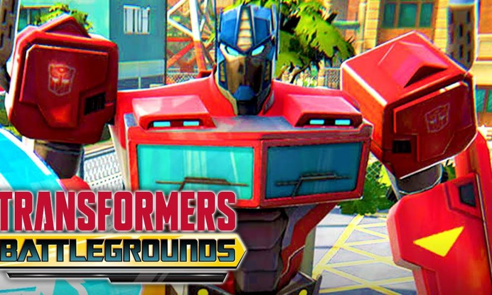 Transformers Battlegrounds PC Full Version Free Game Download