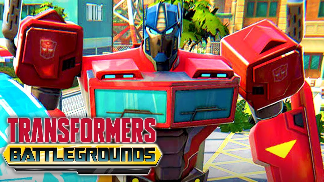 Transformers Battlegrounds PS4 Full Version Free Game Download