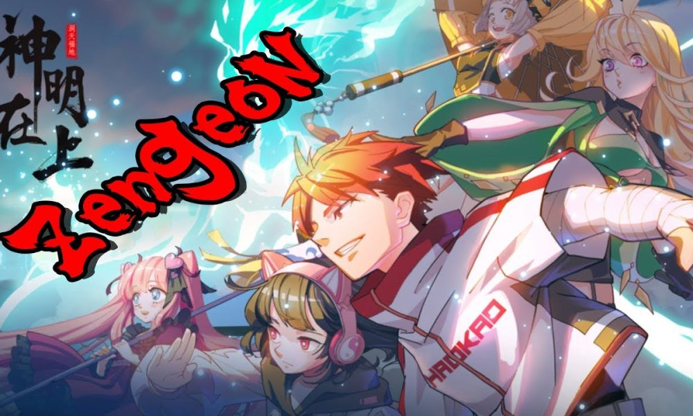 Zengeon PC Full Version Game Setup Free Download