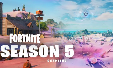 Fortnite Chapter 2 Season 5 Unsupported devices Android Full Free Game Download