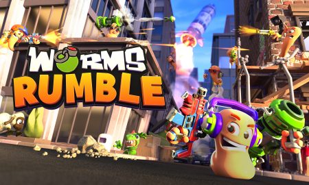 Worms Rumble PC Full Version Free Game Download